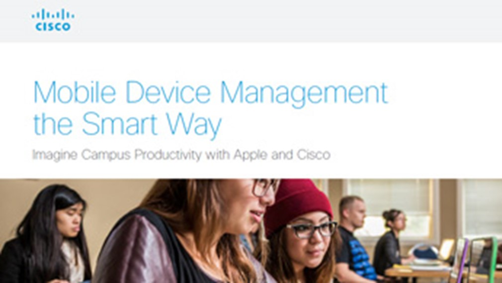 Cisco Meraki - Education Use Case