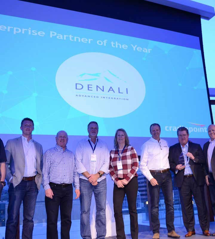 Denali Advanced Integration Named Cradlepoint Enterprise Partner of the Year