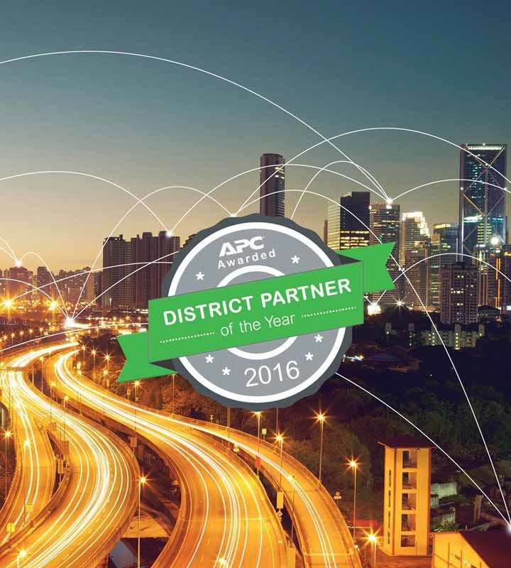 Denali Advanced Integration Named APC by Schneider Electric's District Partner of the Year
