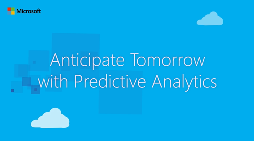 Harness The Power of Predictive Analytics with Microsoft Azure