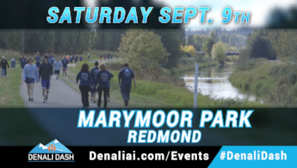 Denali Dash 2017 - Benefiting Seattle Children's Hospital