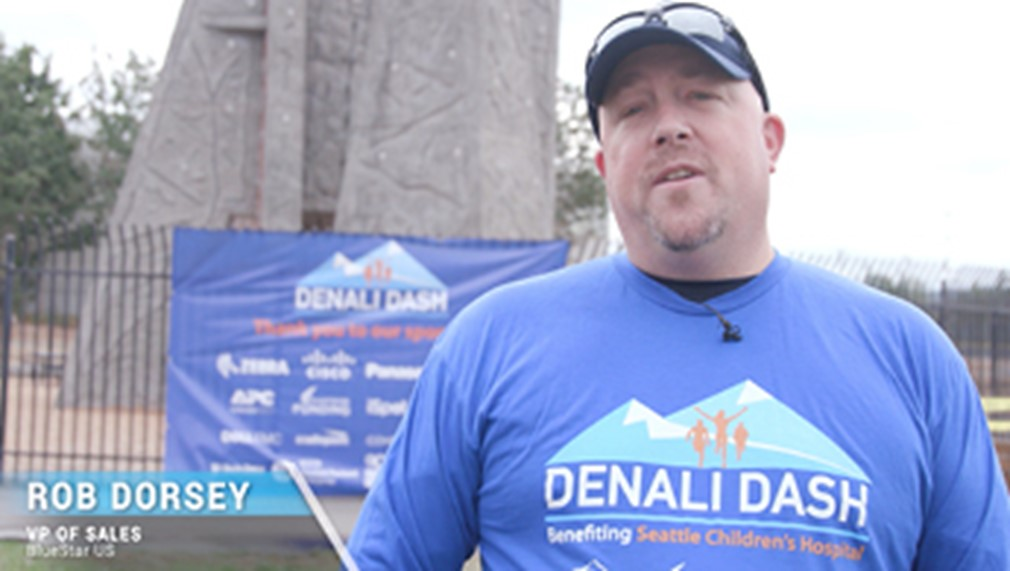 Denali Dash 2017 - BlueStar US VP of Sales Rob Dorsey