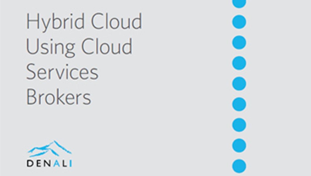 Hybrid Cloud Using Cloud Services Brokers