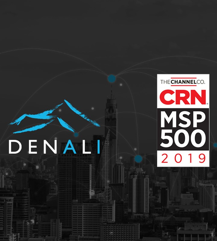 Denali Advanced Integration Recognized for Excellence in Managed IT Services by CRN