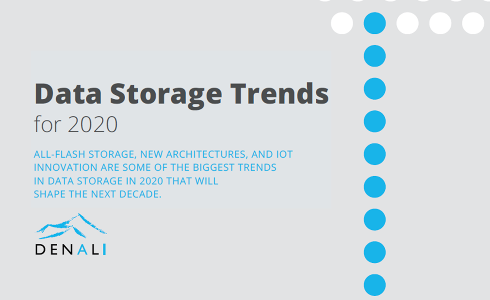 Data Storage Trends for 2020