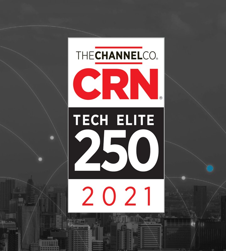 Denali Advanced Integration Honored on the 2021 CRN Tech Elite 250 List